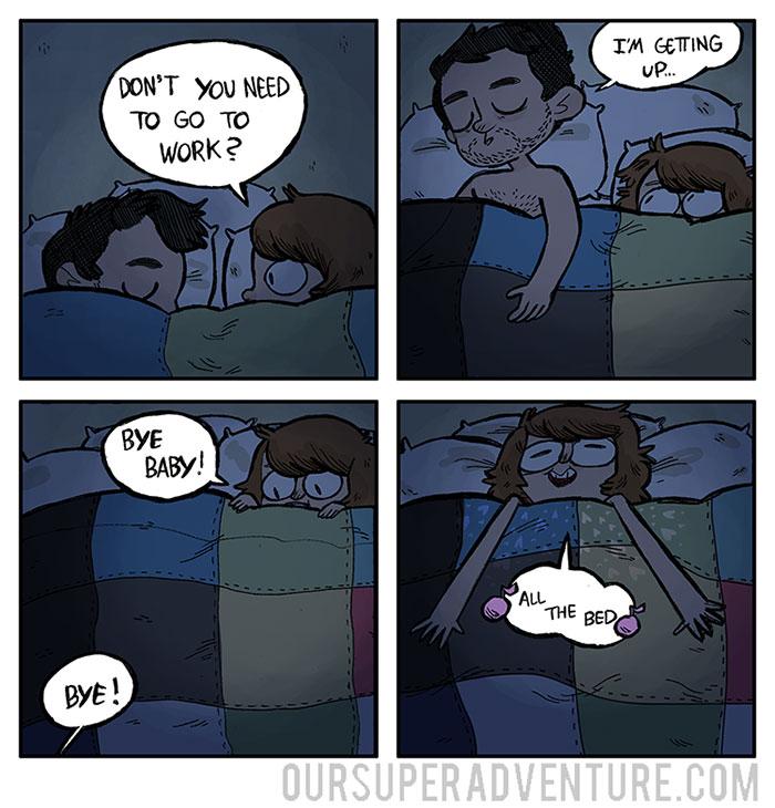 Drawn comics my boyfriend Boyfriend Artist Illustrates Life Shows