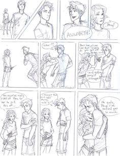 Drawn comics percy jackson Percy fan Jackson Jackson jackson