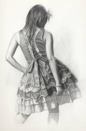 Drawn figurine pencil full body About Drawing People Step Drawings