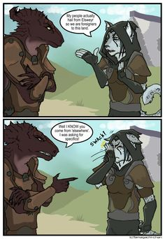 Drawn comics skyrim Meme kitten of Collection Skyrim