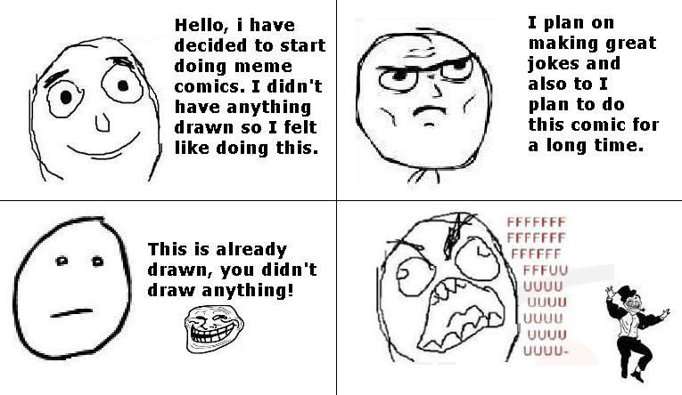 Drawn comics trool By by on necrolichmon comic