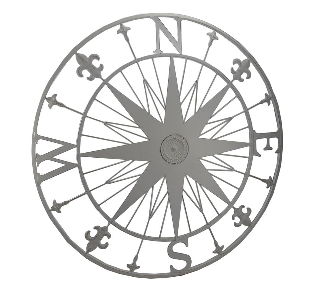 Drawn compass fleur de lis Lis Lis Fleur Hanging De