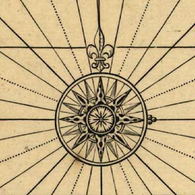 Drawn compass fleur de lis 검색 45 콤파스 on Lis
