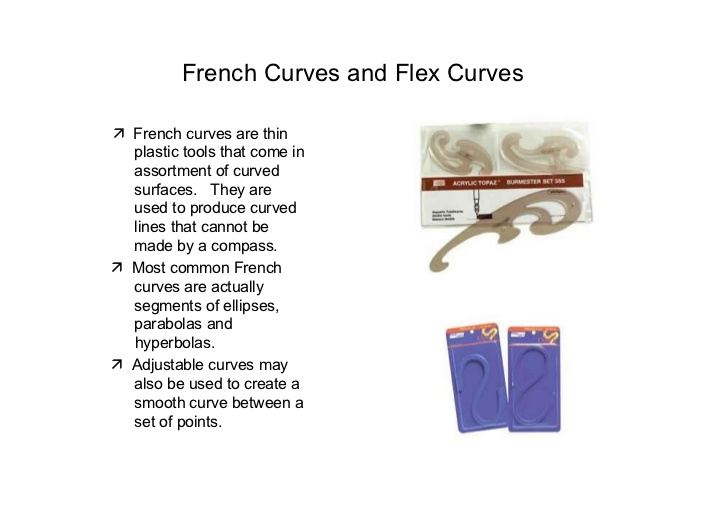 Drawn compass french Drawing instruments) Engineering (drafting French