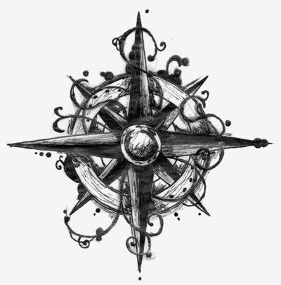 Drawn compass intricate Images best 139 Rose compass