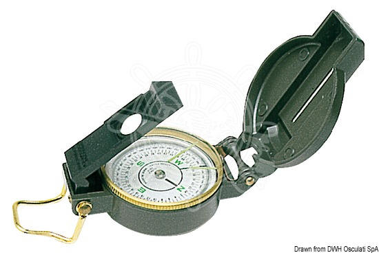 "Drawn compass japanese 00 ""Japanese YCM"" Bearing steering"