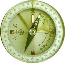 Drawn compass japanese (military Cardinals compass) Compass Modern