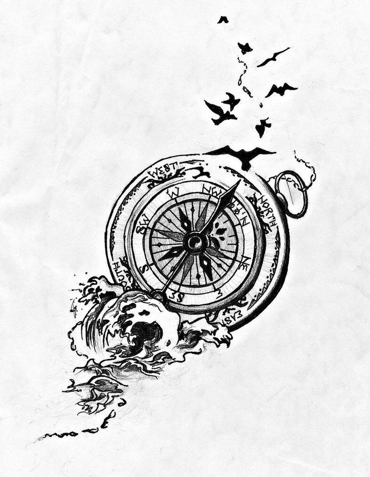 Drawn compass japanese Simple Best on Pinterest 25+