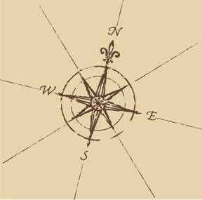 Drawn compass old school Ideas Pinterest tattoo on