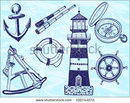 Drawn compass old world World collection clipart drawn hand