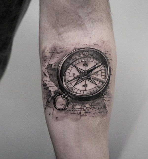 Drawn compass one piece Best drawing Compass  Pinterest