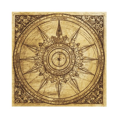 Drawn compass vintage Old and Compass invitations Compass