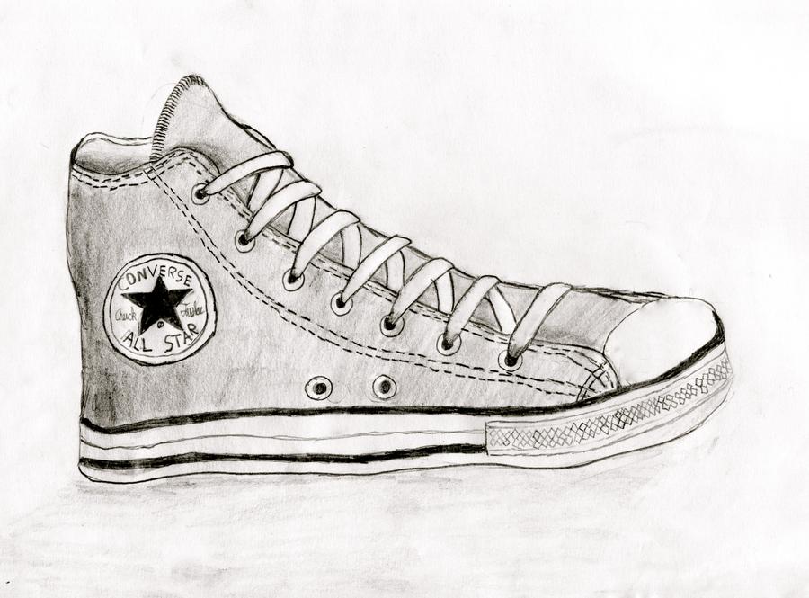 Drawn converse Converse drawing drawing  Association