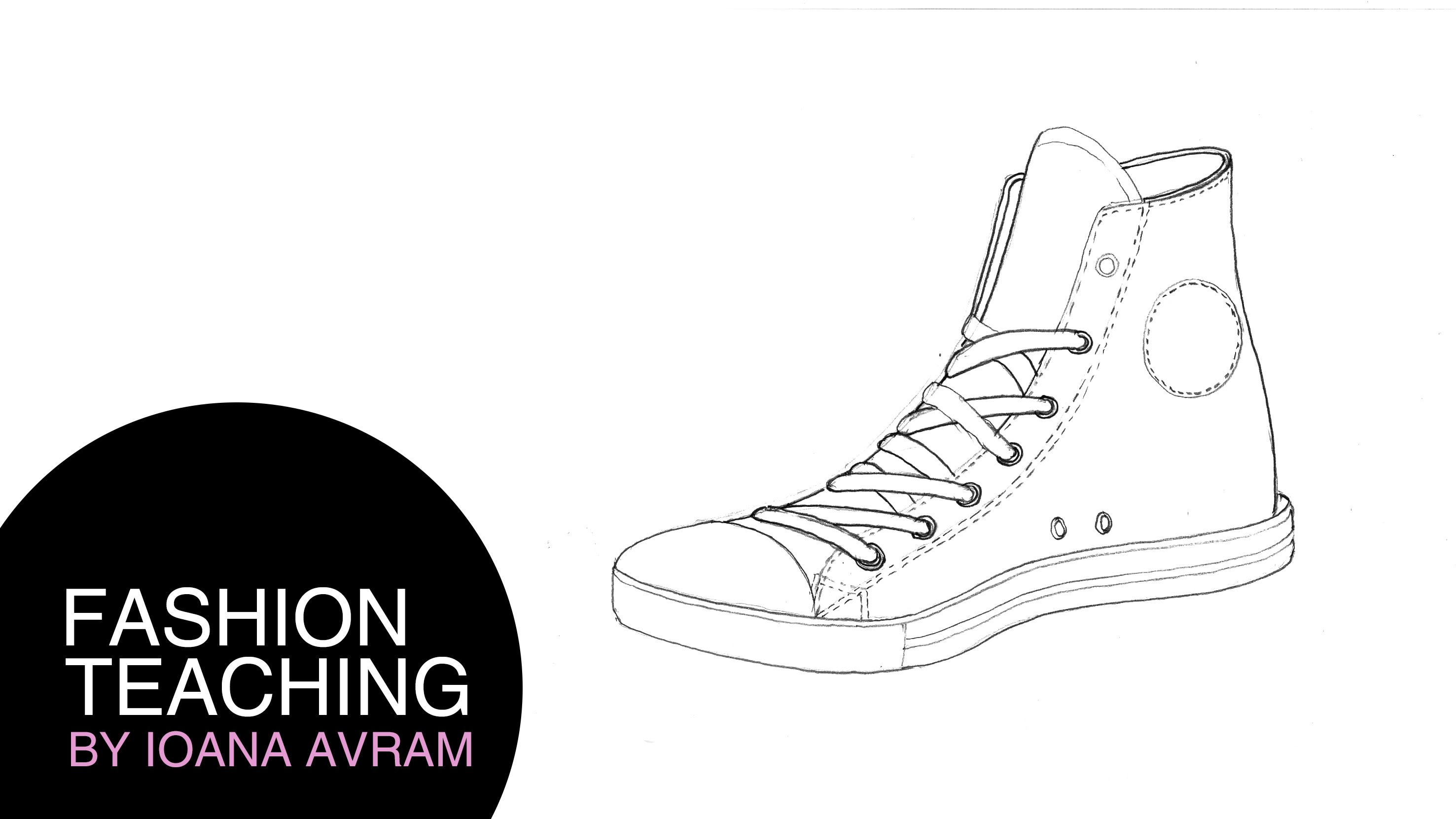 Drawn sneakers easy Draw to converse  How