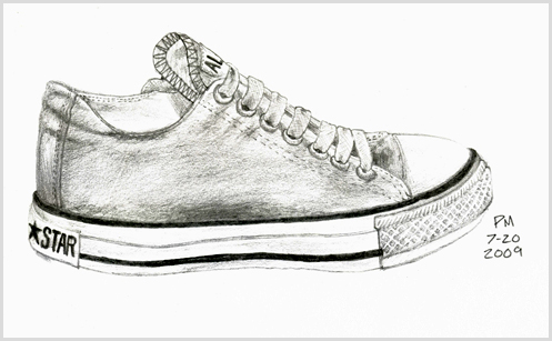 Drawn converse shoe We drawing Heart  zoeken