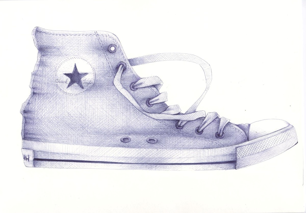 Drawn converse andrea joseph Continuing to Step 5 and