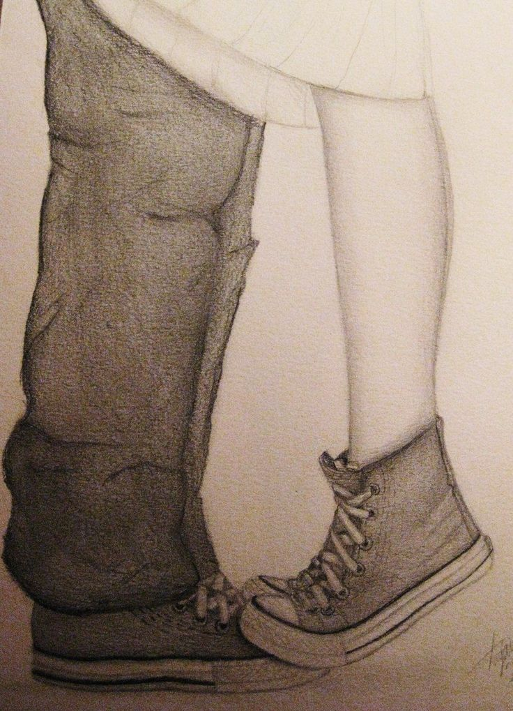 Drawn converse ballet Couples Google The 25+ drawing