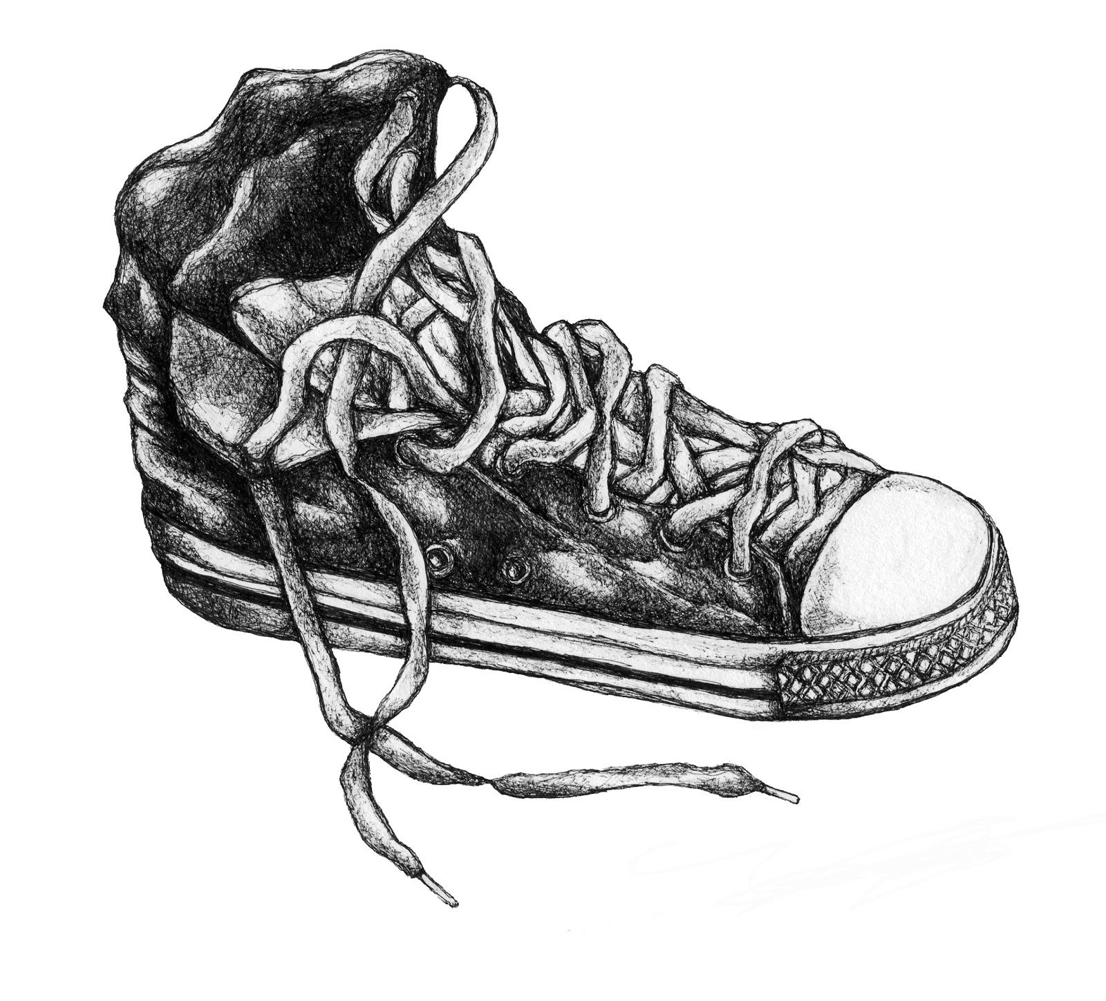 Drawn converse biro Found rediscovered and Saturday 2012
