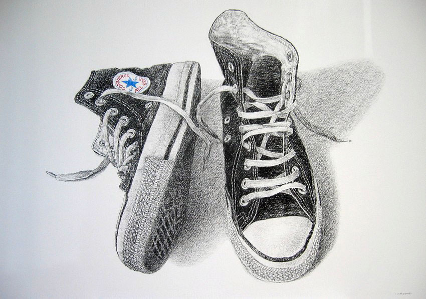 Drawn converse converse high top Wright Star Converse Tops Roy