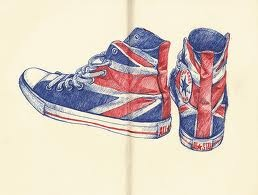 Drawn converse converse high top All Pin Find best Pinterest