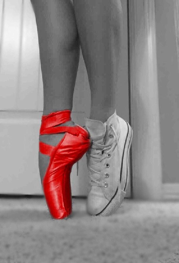 Drawn converse dancer  ballet dancer white dancer