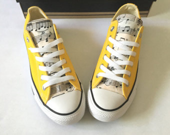 Drawn converse music note Music Music shoes Converse Notes
