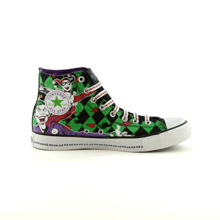 Drawn converse pimped On images pattern laces on