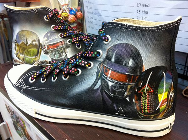 Drawn converse pimped Converse Pinterest and best on