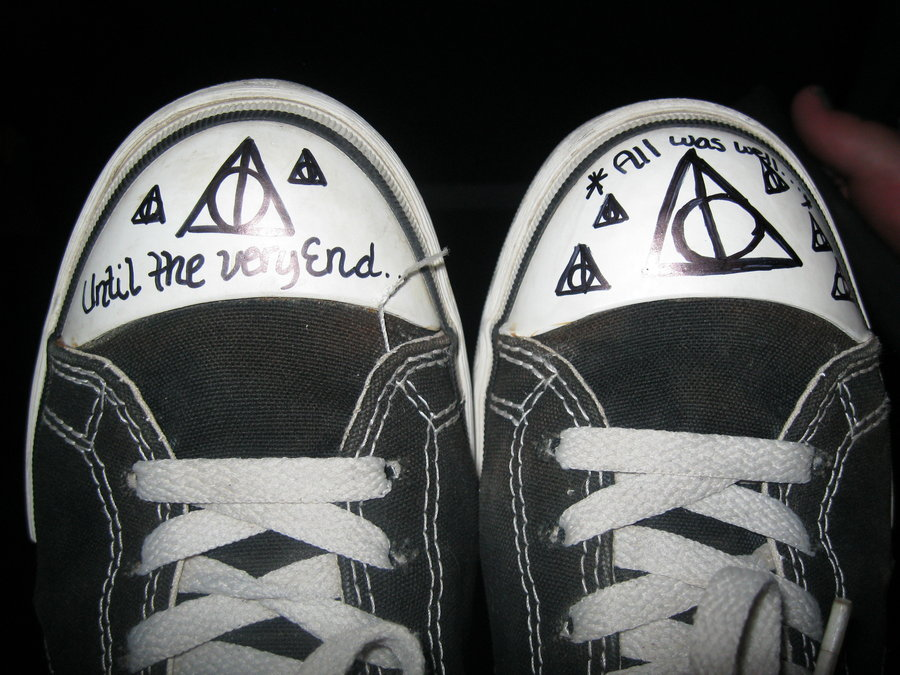 Drawn converse quote I My on by DeviantArt