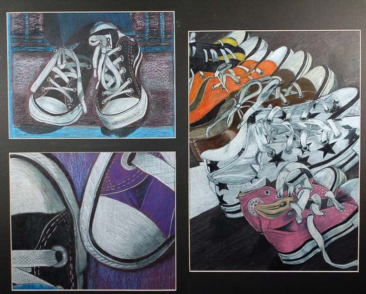 Drawn still life converse Pin images about and this