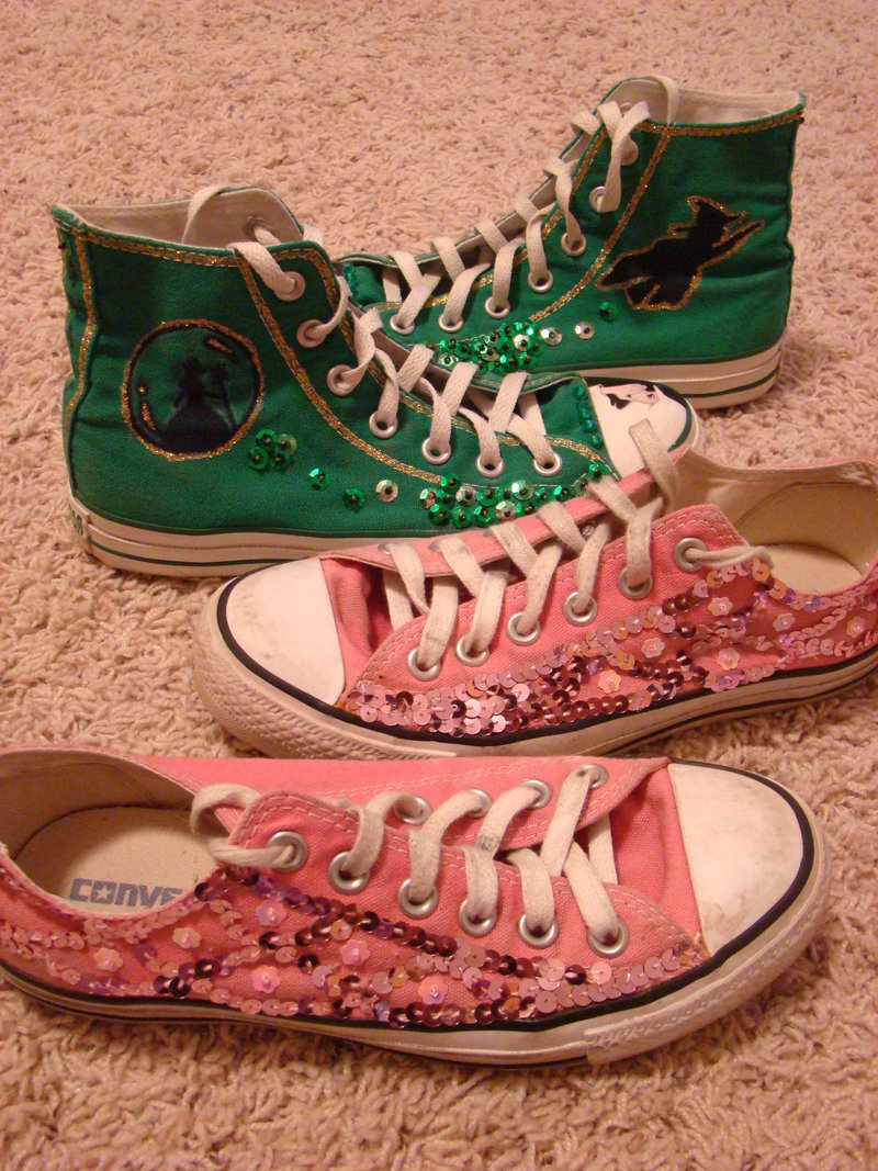 Drawn converse wicked The DefyingTwilight by by Converse