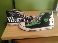 Drawn converse wicked Wicked Pinterest Wicked by converse