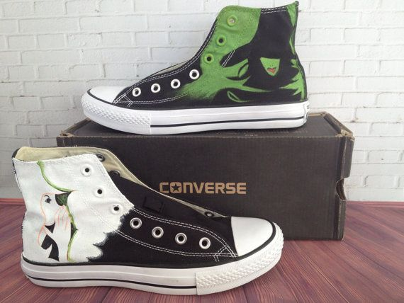 Drawn converse wicked Wicked converse best Canvas Converse
