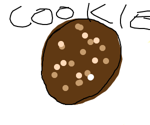 Drawn cookie Badly cookie Badly drawn Aarkia