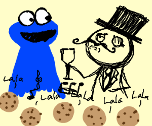 Drawn cookie Duck cookies Cookie Noises) sees