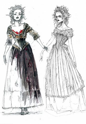 Drawn costume And images Costumes best 19