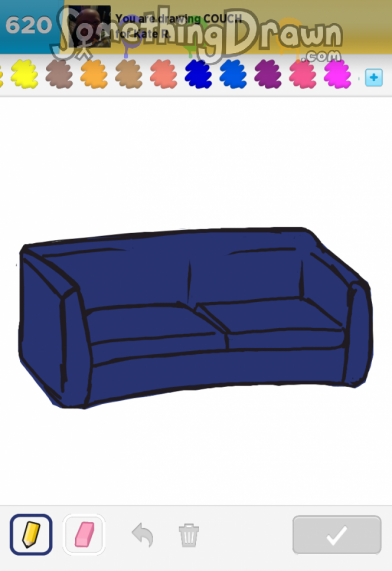 Drawn couch Couch SomethingDrawn com Lucas on