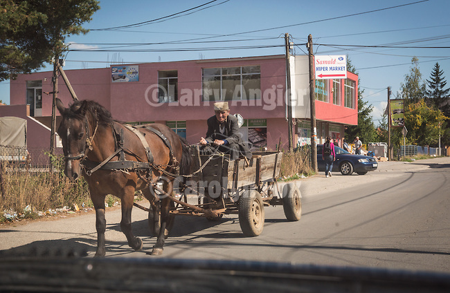 Drawn countyside america Travel Serbia  Celebrating Sjenica