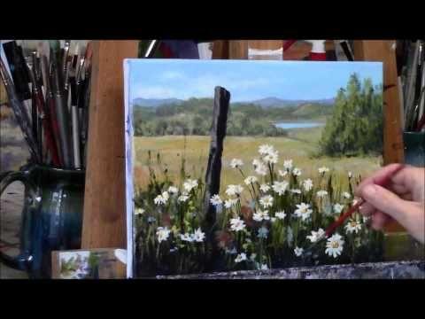 Drawn countyside farmland  Daydream