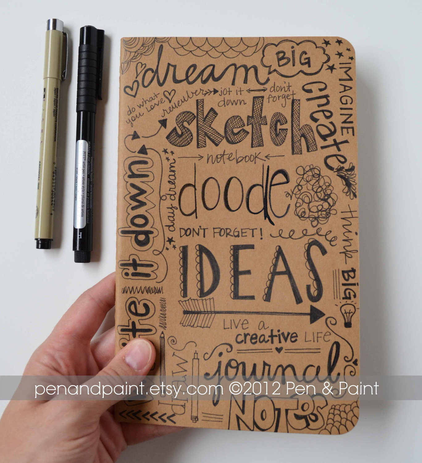 Drawn notebook hand drawn Covers notebook Google drawn Pinterest