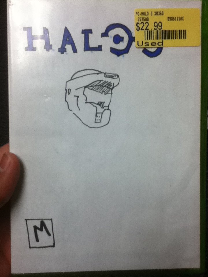 Drawn cover video game Covers Post and Best Game
