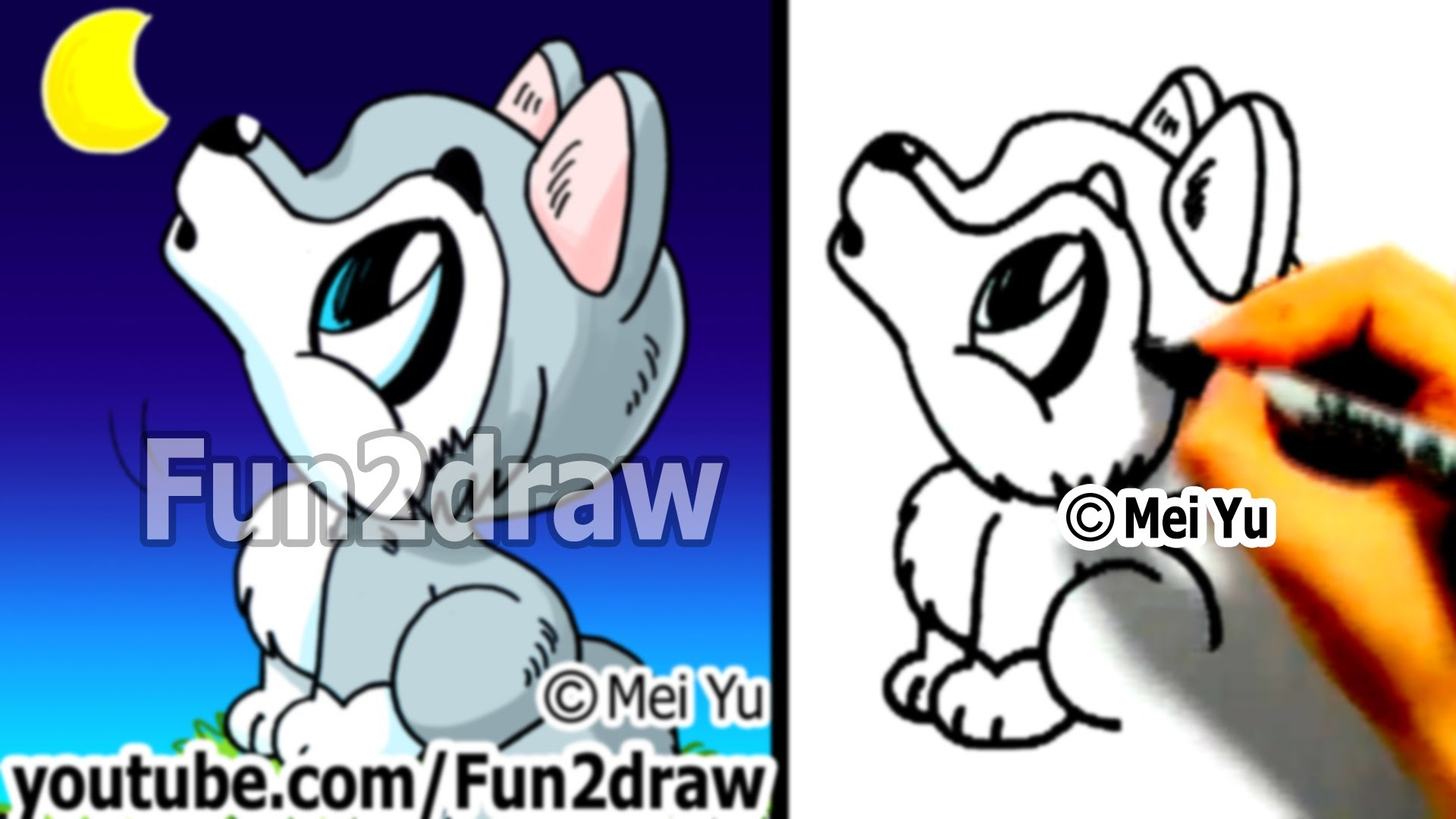 Drawn puppy fun2draw To Draw How  Draw