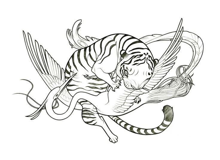 Drawn creature #3