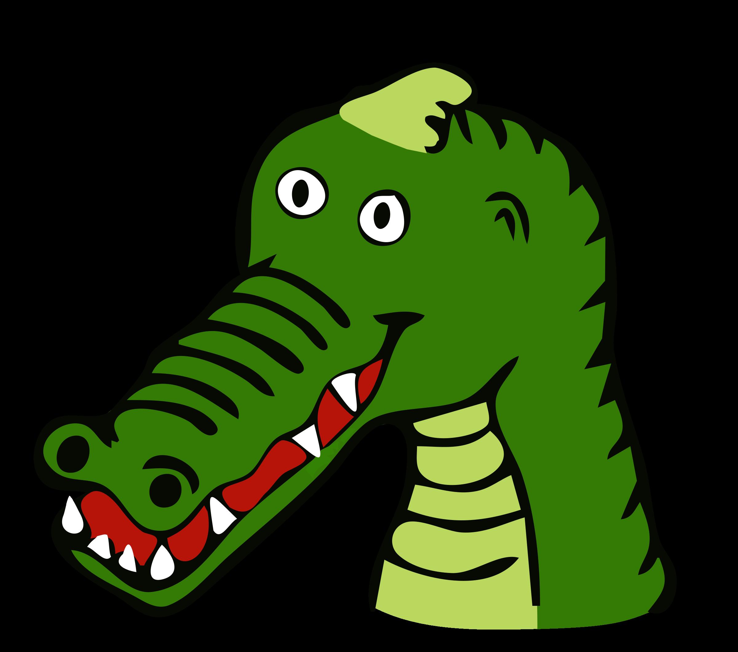 Drawn crocodile Crocodile drawn crocodile Clipart drawn