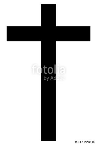 Drawn cross Royalty com image cross Stock