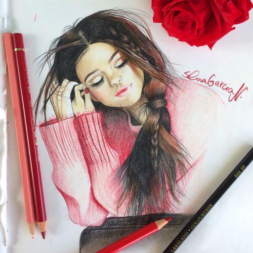 Drawn braid selena gomez Gomez Selena best drawing 99