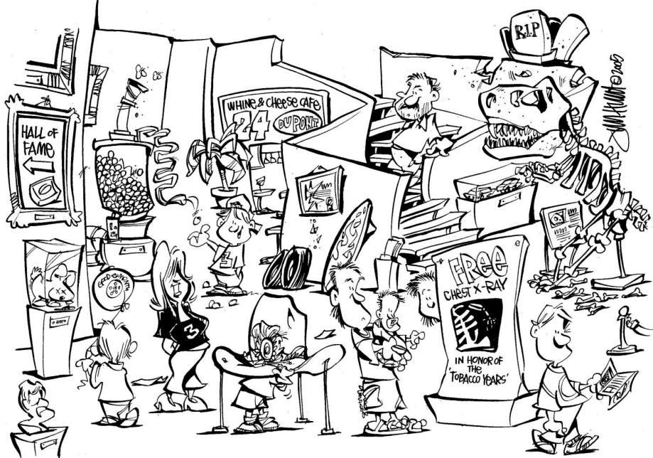 Drawn crowd · Restaurant Designs Archives Spots