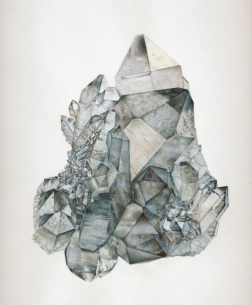 Drawn rock rock mineral Images Mineral and Crystal Crystal