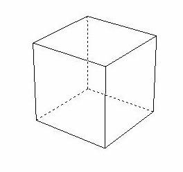Drawn cube How net/cube C++ Forum draw