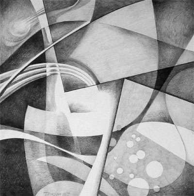 Drawn cubism Art pencil Abstractions Contemporary paintings